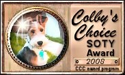 Casey's Celtic Charm - SOTY 2008 