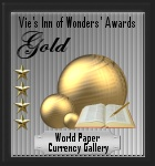 Vie's Inn of Wonder Gold Award (WTA)
