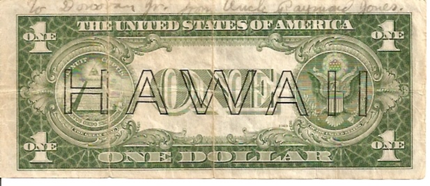 Department of Treasury  United States of America  1 Dollar  1935 Special Issue Maße: 200 X 100, Art: JPEG